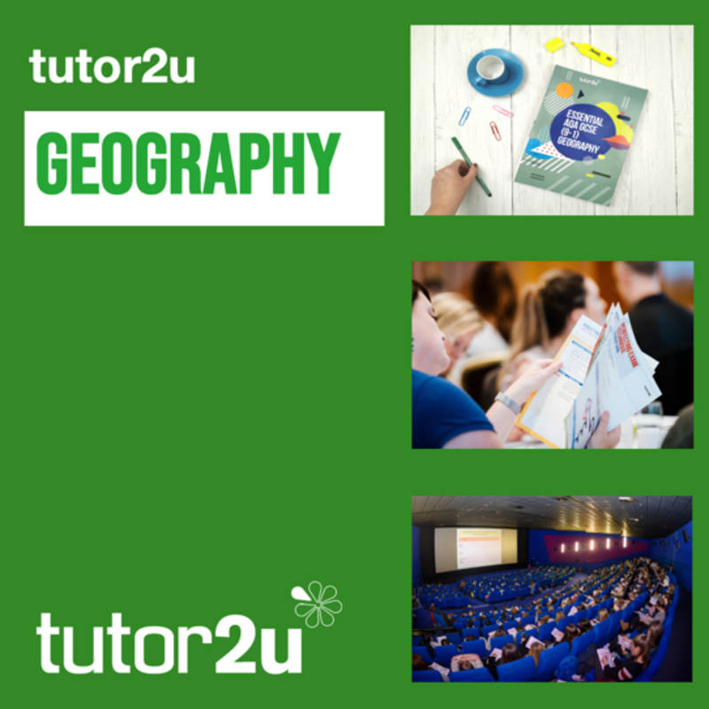tutor2u Geography
