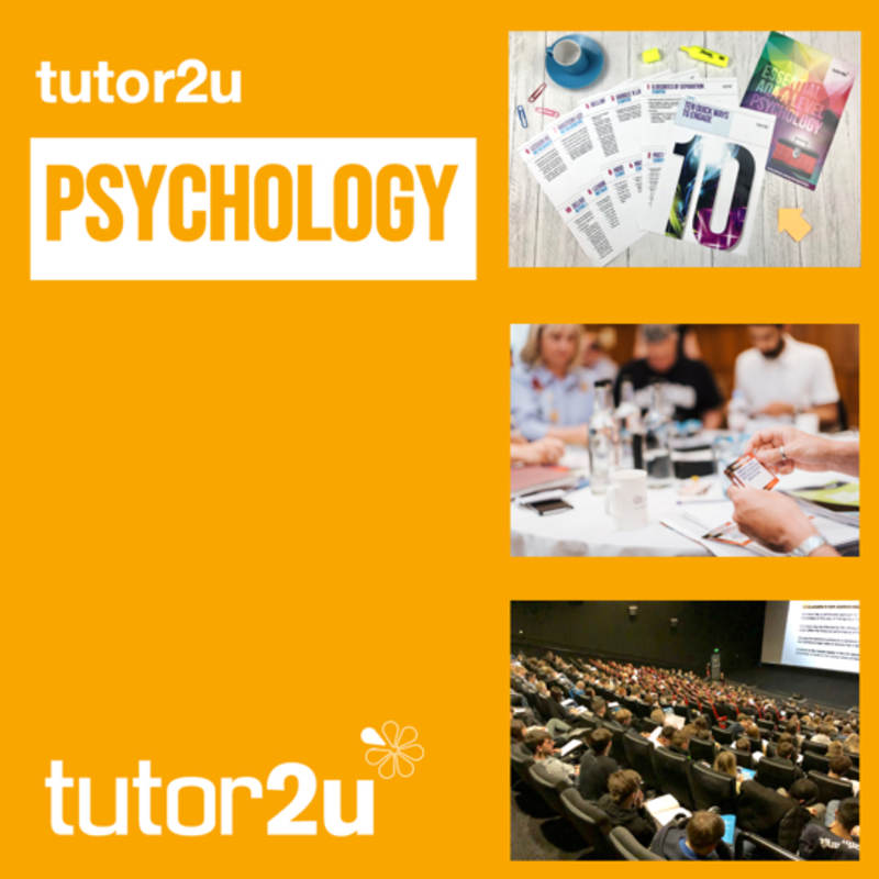 tutor2u Psychology